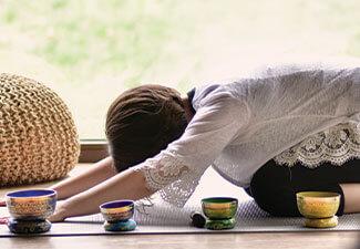 Sound Healing Yin Yoga